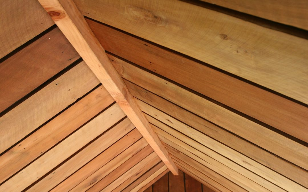 Строительство деревянной крыши