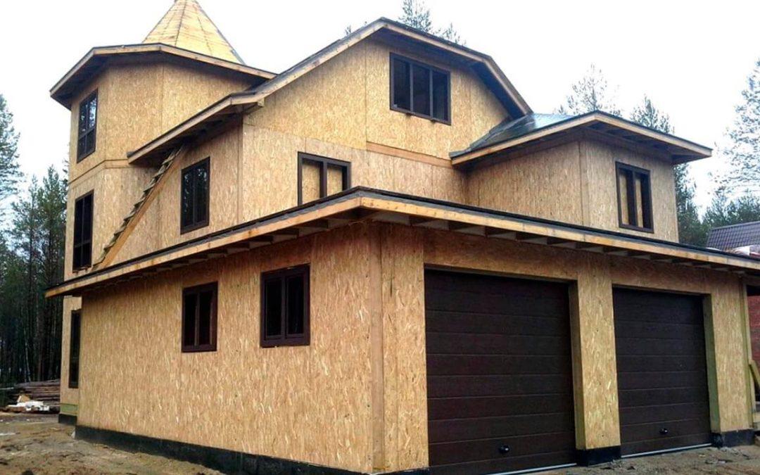 Сип-панели – эстетичный и практичный материал для строительства!